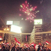 Photo taken at Tahrir Square by Mohamed A. on 7/19/2013