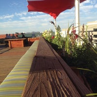 Photo taken at Clarendon - Roof by 🌵TheRealDanielChalúp🌵 on 11/2/2013
