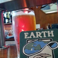 Photo taken at Earth - Bread + Brewery by Andrew G. on 7/20/2013