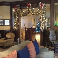 Photo taken at The Polo Club Lounge by Harvey L. on 12/4/2014