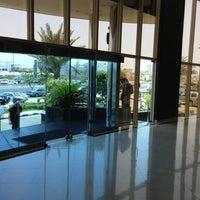 Photo taken at Al Jazira Bank . Head Office | بنك الجزيرة by Majed . on 5/4/2013