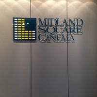 Photo taken at Midland Square Cinema by Rama S. on 4/26/2013