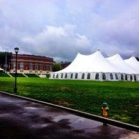 Photo taken at Wesleyan University by Christina U. on 5/24/2013