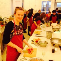 5/12/2014にIrina L.がWrenkh Wiener Kochsalonで撮った写真