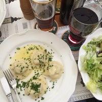 Photo taken at Gasthaus Im Landhaushof by Irina L. on 7/28/2015