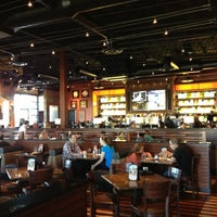 Photo taken at BJ's Restaurant and Brewhouse by Roly B. on 7/16/2013