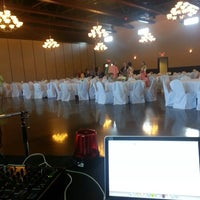 Photo taken at Bella Sala Reception and Banquet Facility by Erik A. on 6/28/2013