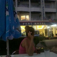 Photo taken at Mersin- Peri Hotel by Sıla Mehtap on 8/21/2013