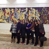 3/13/2014 tarihinde Müge T.ziyaretçi tarafından 75. Yıl Sanat Galerisi'de çekilen fotoğraf
