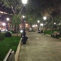 Снимок сделан в İzmir Parkı пользователем Teymur M. 10/18/2013