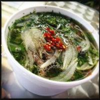 Photo taken at Pho Vietnam Tuan & Lan by Tomas S. on 5/21/2013