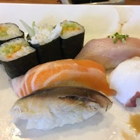 Photo taken at Mizu Sushi & Grill by Mike T. on 8/24/2017