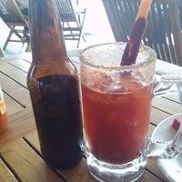 Photo taken at Bartola Restaurant € Coffee Bar by Xochitl Z. on 6/7/2013