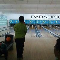 Photo taken at Paradiso Bowling and Bilyard (Kuta,Bali) by Ade S. on 11/15/2013