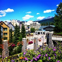 Photo taken at The Westin Resort & Spa, Whistler by Robert W. on 7/28/2013