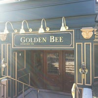 Photo taken at Golden Bee by Shawn S. on 11/3/2013