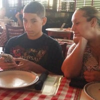 Photo taken at Brooklyn's Brick Oven Pizzeria by Robert s. on 7/16/2014