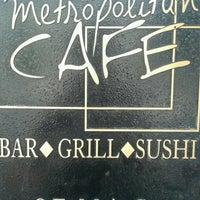 Photo taken at Metropolitan Cafe by Michelle M. on 6/25/2013