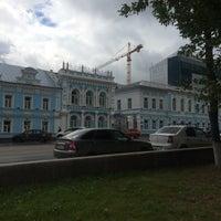Photo taken at Улица Пушкина by Miliausha I. on 8/20/2015
