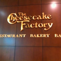 Photo taken at The Cheesecake Factory by Paulinexs on 8/4/2013