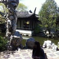 Photo taken at Snug Harbor Cultural Center & Botanical Garden by Ernest B. on 5/3/2013