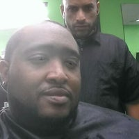 Photo taken at Coco Barber Shop by Thomas G. on 4/12/2013