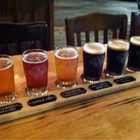 Photo taken at Highland Brewing Company by Stewart J. on 4/19/2013