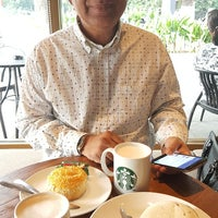 7/23/2017 tarihinde Dian R.ziyaretçi tarafından Starbucks Reserve'de çekilen fotoğraf