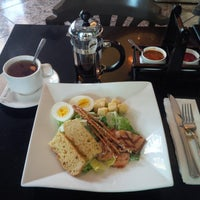 Photo taken at Kafe Victoria by Dian R. on 10/1/2016