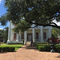 Photo taken at Texas Governor's Mansion by Shay T. on 9/22/2016