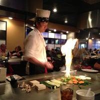 Photo taken at Kobe Japanese Steakhouse & Sushi Bar by Shay T. on 7/28/2013