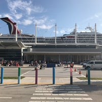 Photo taken at Port Of Miami - Carnival Cruise by Martina S. on 5/15/2017