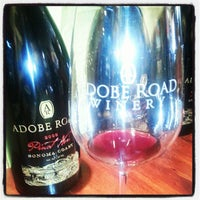 Photo taken at Adobe Road Winery by Nick G. on 9/7/2013