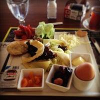 7/11/2013 tarihinde Selim K.ziyaretçi tarafından KA'hve Café & Restaurant'de çekilen fotoğraf