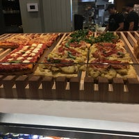 Photo taken at Parma Café by Lina B. on 12/21/2016