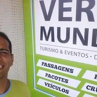 Photo taken at Veromumdo Turismo e Eventos by João F. on 4/6/2016