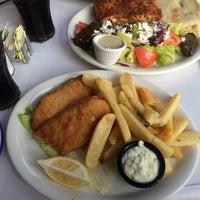 Photo taken at Stop'n Cafe Greek Cuisine by Mustafa C. on 8/22/2015