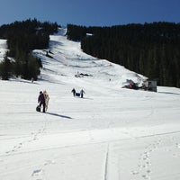 Photo taken at White Pass Ski Resort by Dolores L. on 4/27/2013