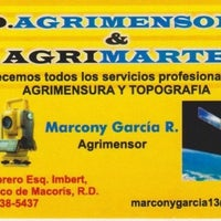 Photo taken at R.D.AGIMENSORES & AGRIMARTE by Agrimensor Marcony G. on 4/8/2013