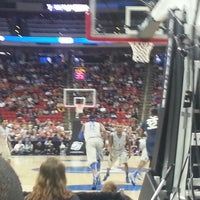 Photo taken at Natty Greene's Deck @ PNC Arena by Duhdonutman on 3/21/2014
