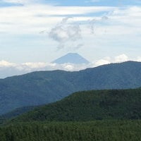 Photo taken at 入笠山 山頂 by pek o. on 7/20/2013