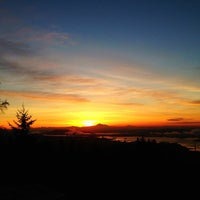 Photo taken at Cypress Mountain Lookout by Marcio T. on 11/21/2013
