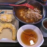Photo taken at 讃岐製麺 東淀川大桐店 by Tsugumi M. on 8/31/2017