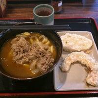 Photo taken at 讃岐製麺 東淀川大桐店 by Tsugumi M. on 12/26/2016