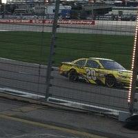 Photo taken at Texas Motor Speedway by Melinda K. on 4/18/2013