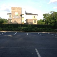 Photo taken at Holiday Inn Express Brentwood South - Cool Springs by Tammy R. on 6/26/2013