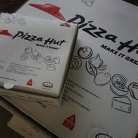 Photo taken at Pizza Hut Delivery PHD by Andrea S. on 12/17/2015