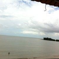Photo taken at Paraíso Praia Resort by João P. on 1/11/2014
