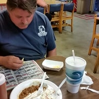 Photo taken at T & T Diner by Franc S. on 7/9/2014