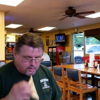 Photo taken at T & T Diner by Franc S. on 6/22/2014